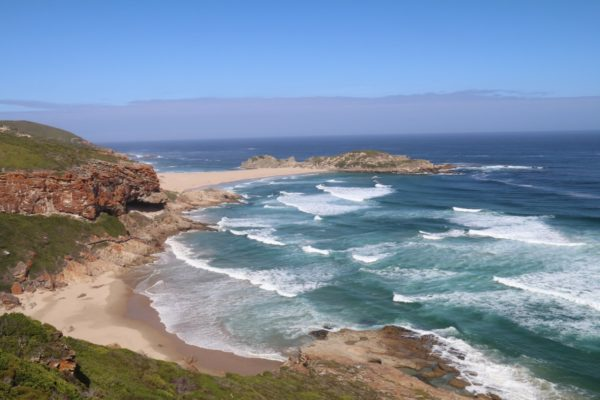 The stunning Robberg Peninsula on the Garden Route South Africa