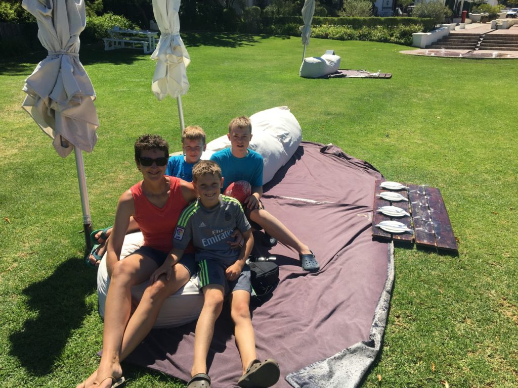 Exploring The Cape Wine Lands With Children Go Live Young