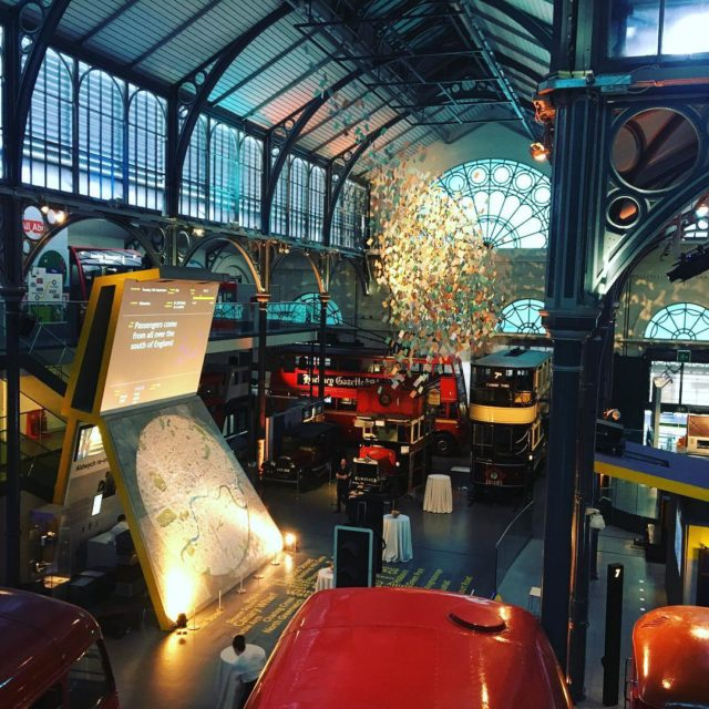 Ever been to the London Museum of Transport? Was luckyhellip