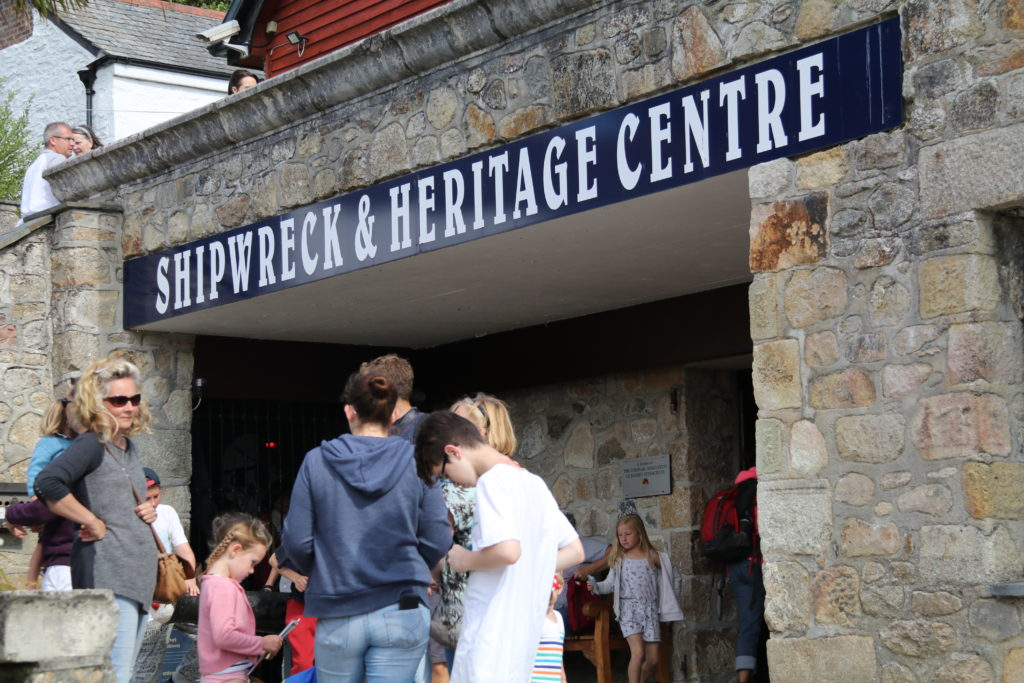 Shipwreck and Heritage Centre in Charlestown