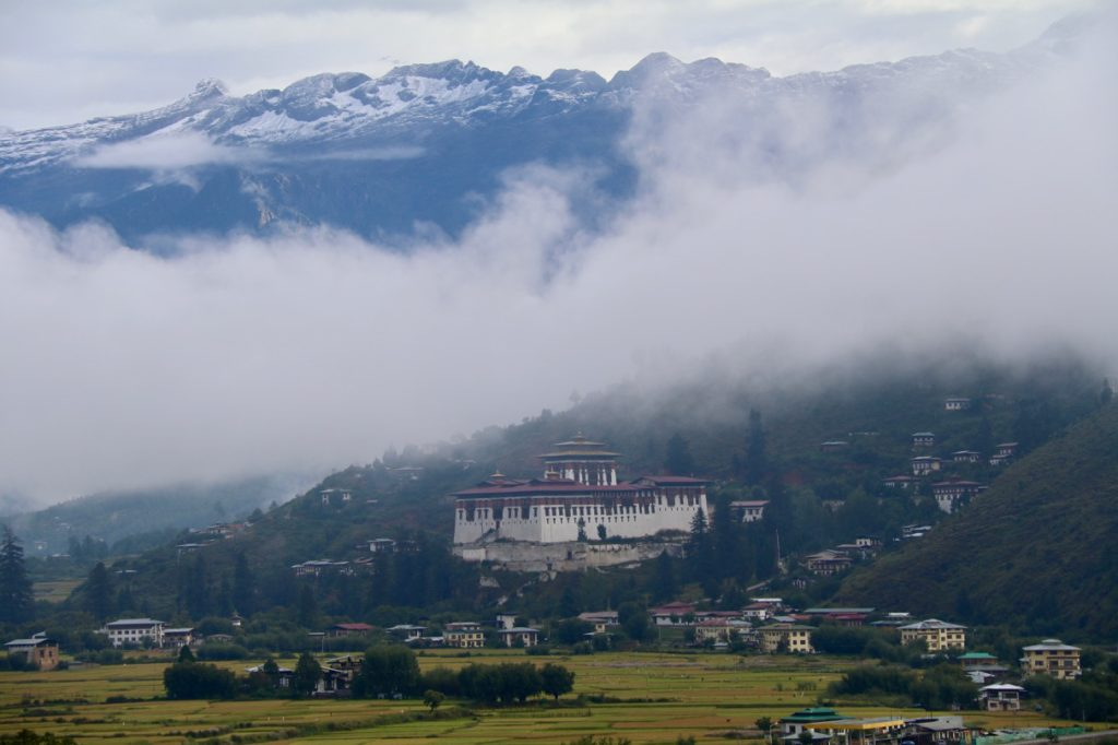 Bhutan, my favourite country on our round the world trip
