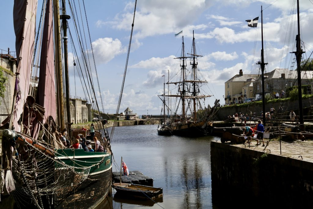 A Day Out at the Historic Harbour of Charlestown