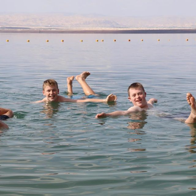 Floating in the Dead Sea in Jordan was amazing nothellip