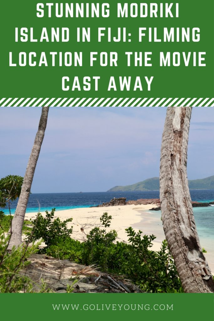 Stunning Modriki Island In Fiji Filming Location For The Movie Cast Away Go Live Young